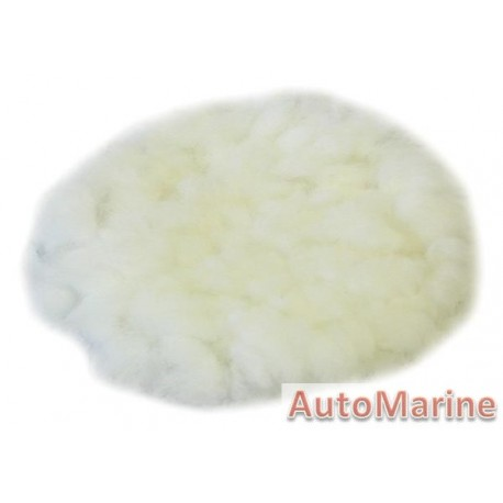 Lambs Wool Polisher 5 inch