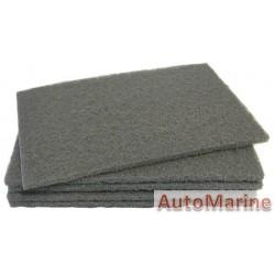 Non-Woven Abrasive 1000Gr 150X230mm Grey