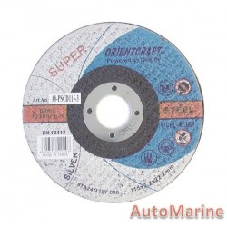 Professional Steel Cutting Disc 115X3X22mm