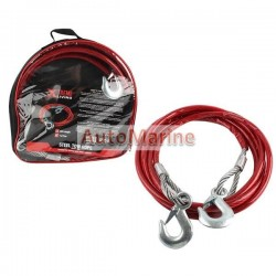 Tow Rope - Steel - 1 Ton