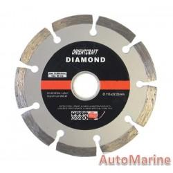 Segment Blade 115mm Diamond