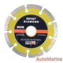 Segmented Blade 115mm Diamond