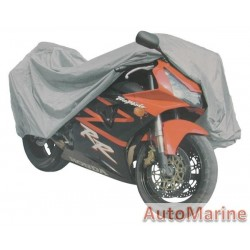 Motorcycle Cover - Double Extra Large