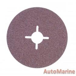 Sanding Disc 115mm Grit 36 5Pcs