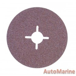 Sanding Disc 115mm Grit 40 5Pc