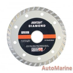 Turbo Blade 115mm Diamond
