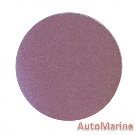Velcro Sanding Disc 115mm Grit 120(5)
