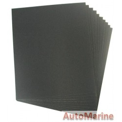 Water Paper  Grit 100(10)230X280mm Sheet