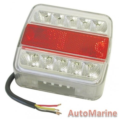 Universal LED Trailer Lamp - 12 Volt