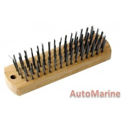 Wire Brush without Handle