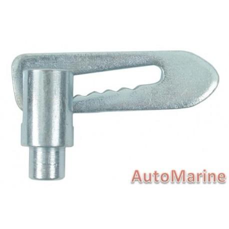 Side Flap Lock - Weld on Type