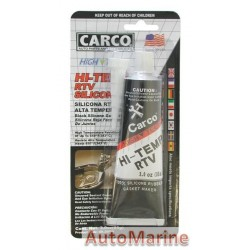 Carco Silicone Gasket Black 85G